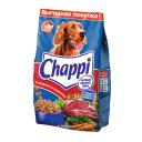 Сухой корм Chappi для собак «Сытный мясной обед. С говядиной по-домашнему», 2.5кг