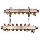 Комплект коллекторов Danfoss  SSM-7 для 7 контуров