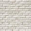 Камень искусственный White Hills Кельн брик белый 1.63 м²