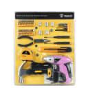 Аккумуляторная отвертка DEKO DKS4 и набор 36 Tools Kit 063-4109