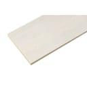 Добор Белеза 2070x120х8 мм ламинация цвет тёрнер белый