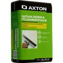 Шпаклевка полимерная Axton 20 кг