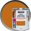 Эмаль для пола и лестниц Luxens цвет дуб 1.9 кг