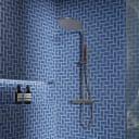 Мозаика фарфоровая Artens Metro 27.9x27.4 см цвет синий