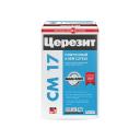 Клей для плитки высокоэластичный Ceresit CM 17 «Super Flex», 25 кг