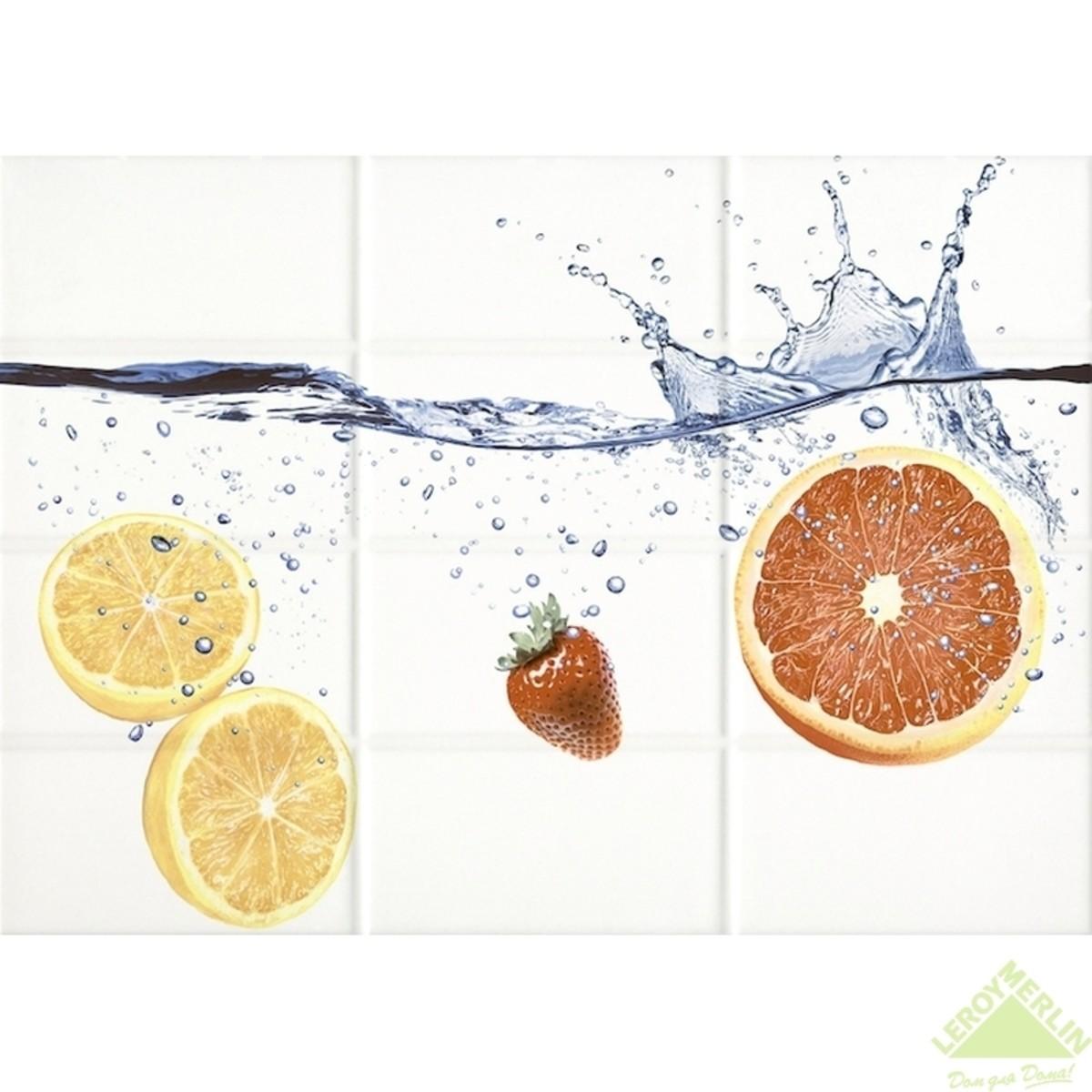 Декор Mono фрукты 2 25x35 см