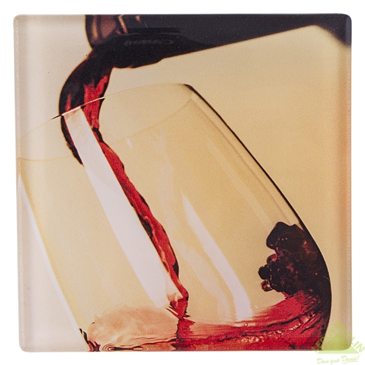 Декор Vineyard 4 glass 98х98 см