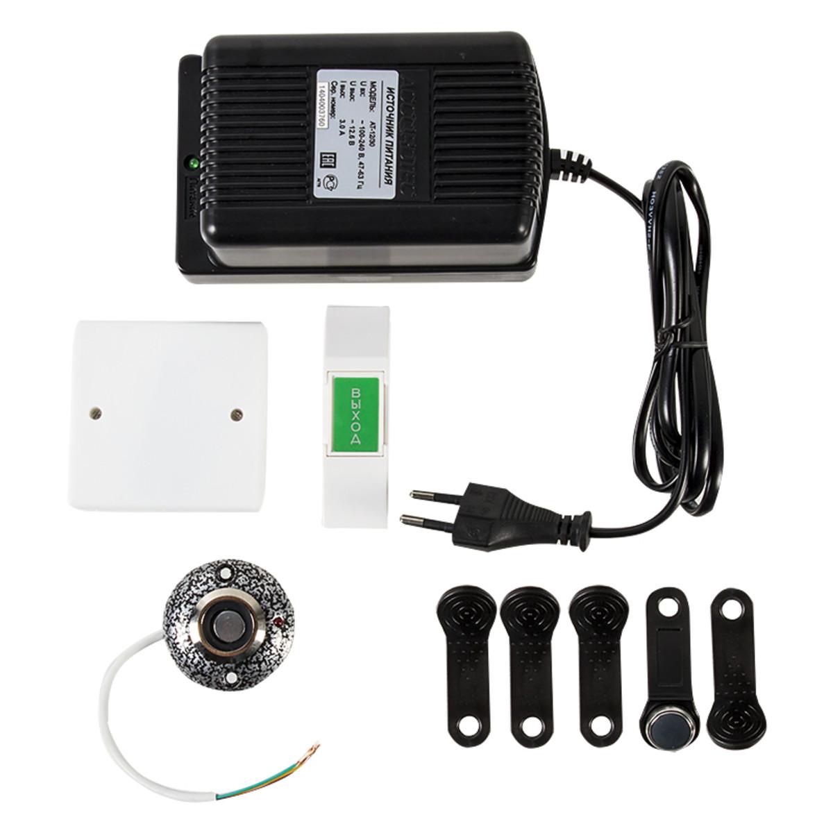Комплект для подключения электромеханических замков FE-Lock Set 2