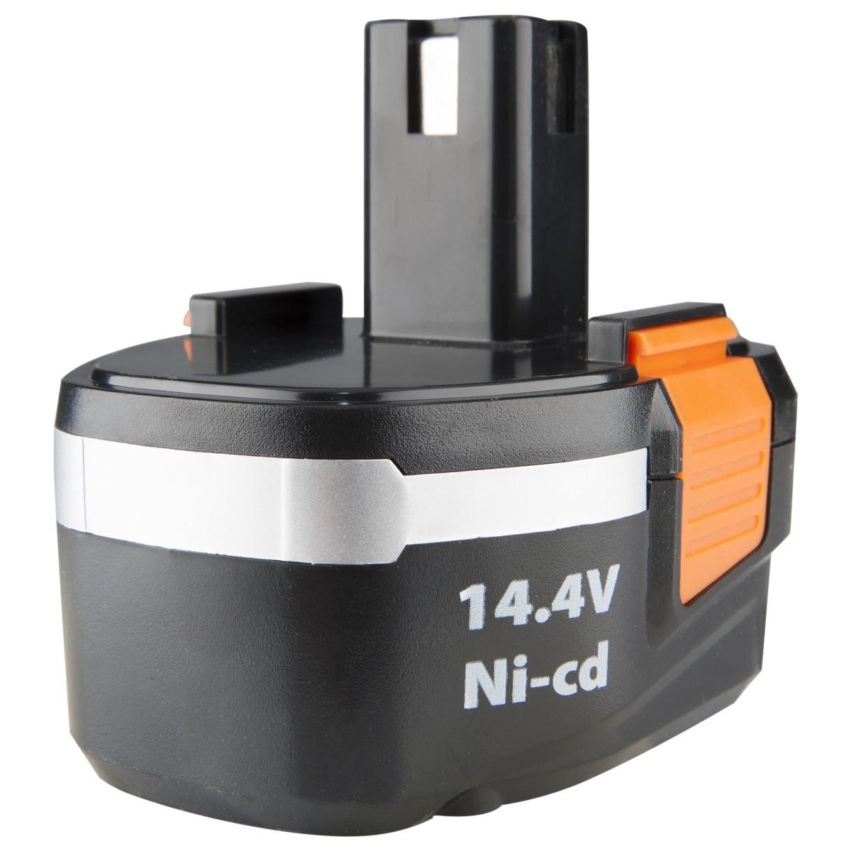 Аккумулятор Dexter 1.5 Ач Ni-Cd 14.4 В для аккумуляторного инструмента