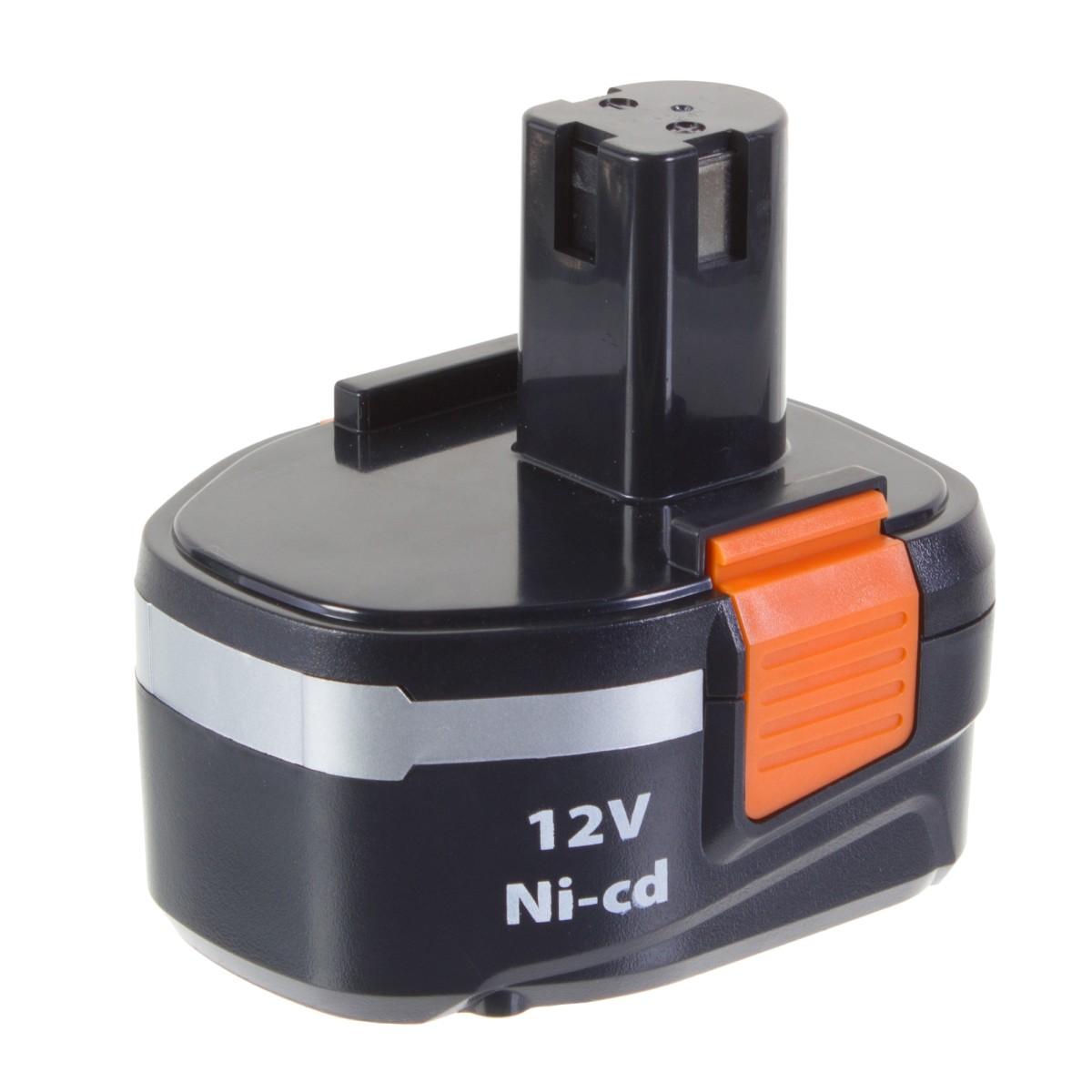Аккумулятор Dexter 1.3 Ач Ni-Cd 12 В для аккумуляторного инструмента