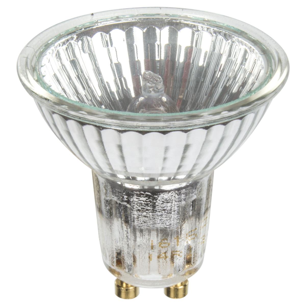 Лампа галогенная Osram спот GU10 35 Вт свет тёплый белый