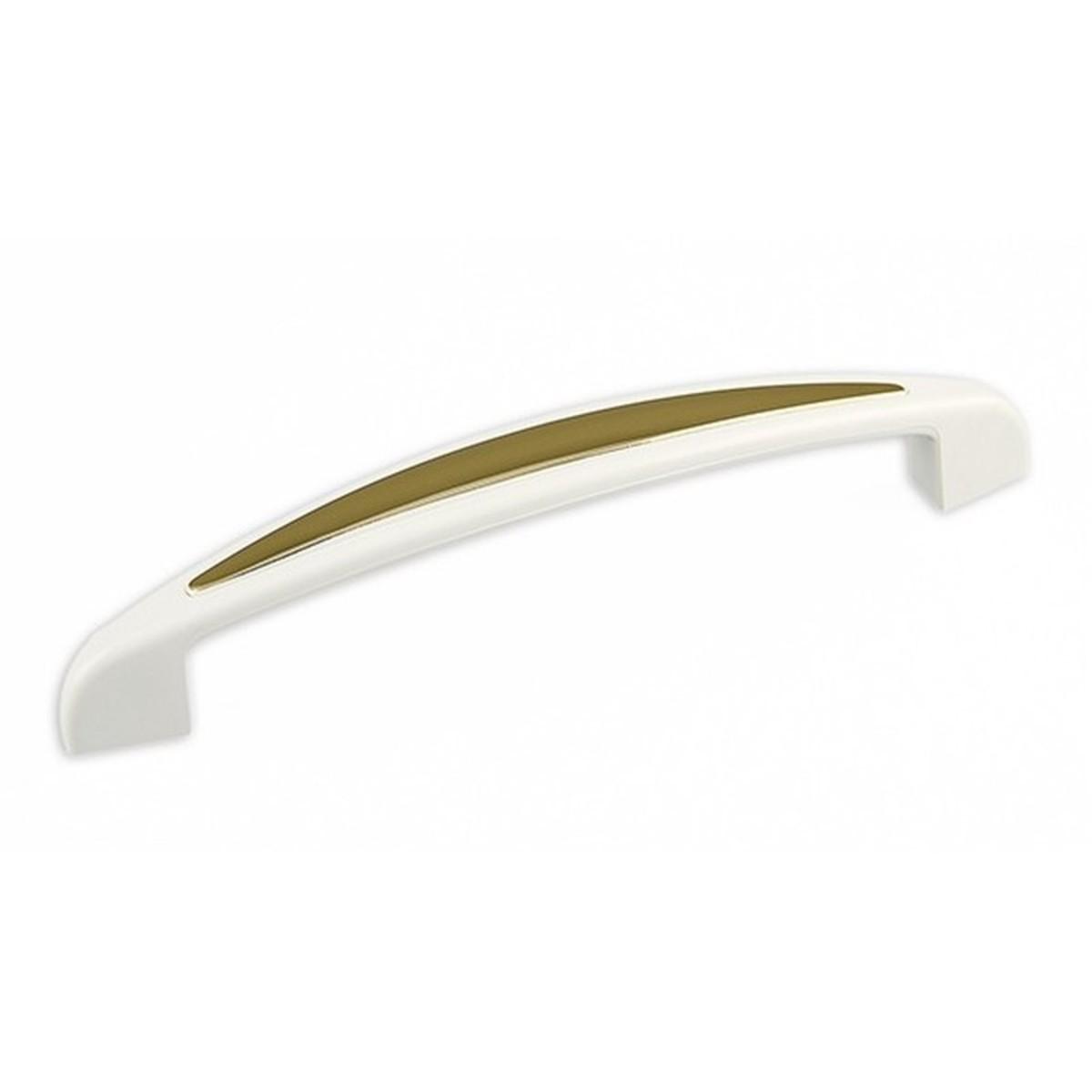 Ручка-Скоба Elikor 66 110 Пластик Цвет Белый