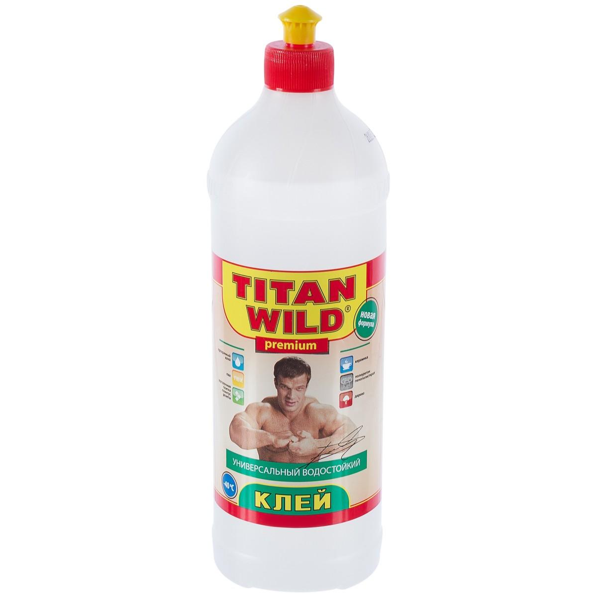 Клей Titan для потолочных изделий полимерный 1 л