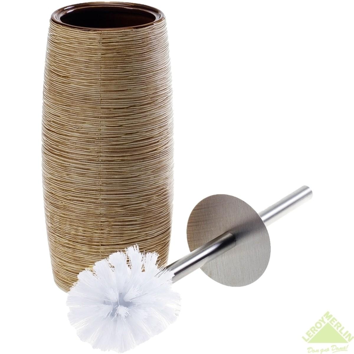 Ершик для унитаза Bees керамический