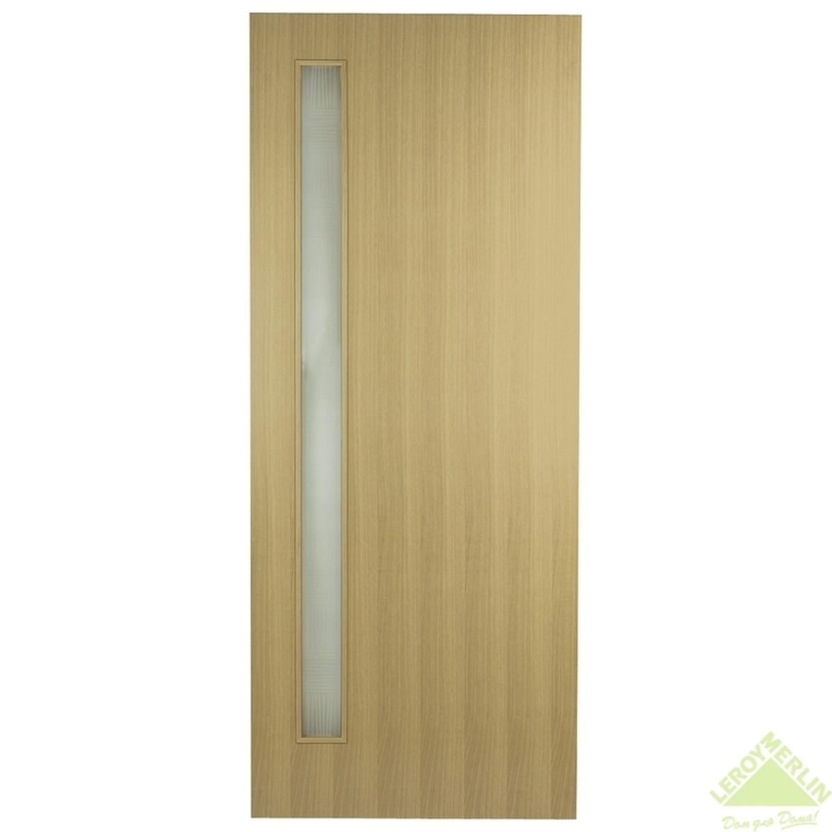 Дверь межкомнатная остеклённая Vario 601 800x2000 мм