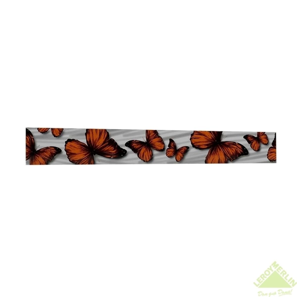 Бордюр Лацио цвет оранжевый 35x46 см