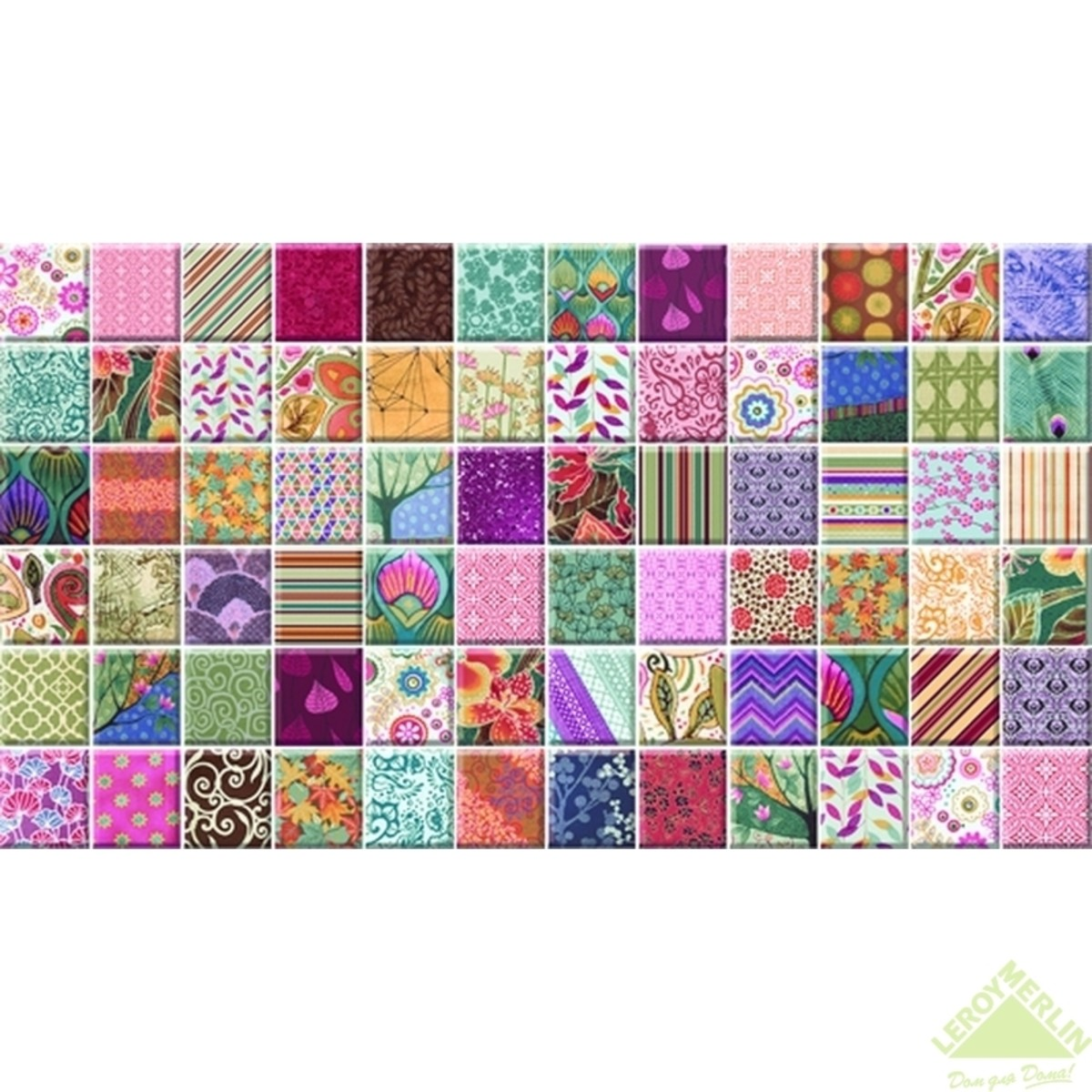 Декор Mozaic Random 25х45 см