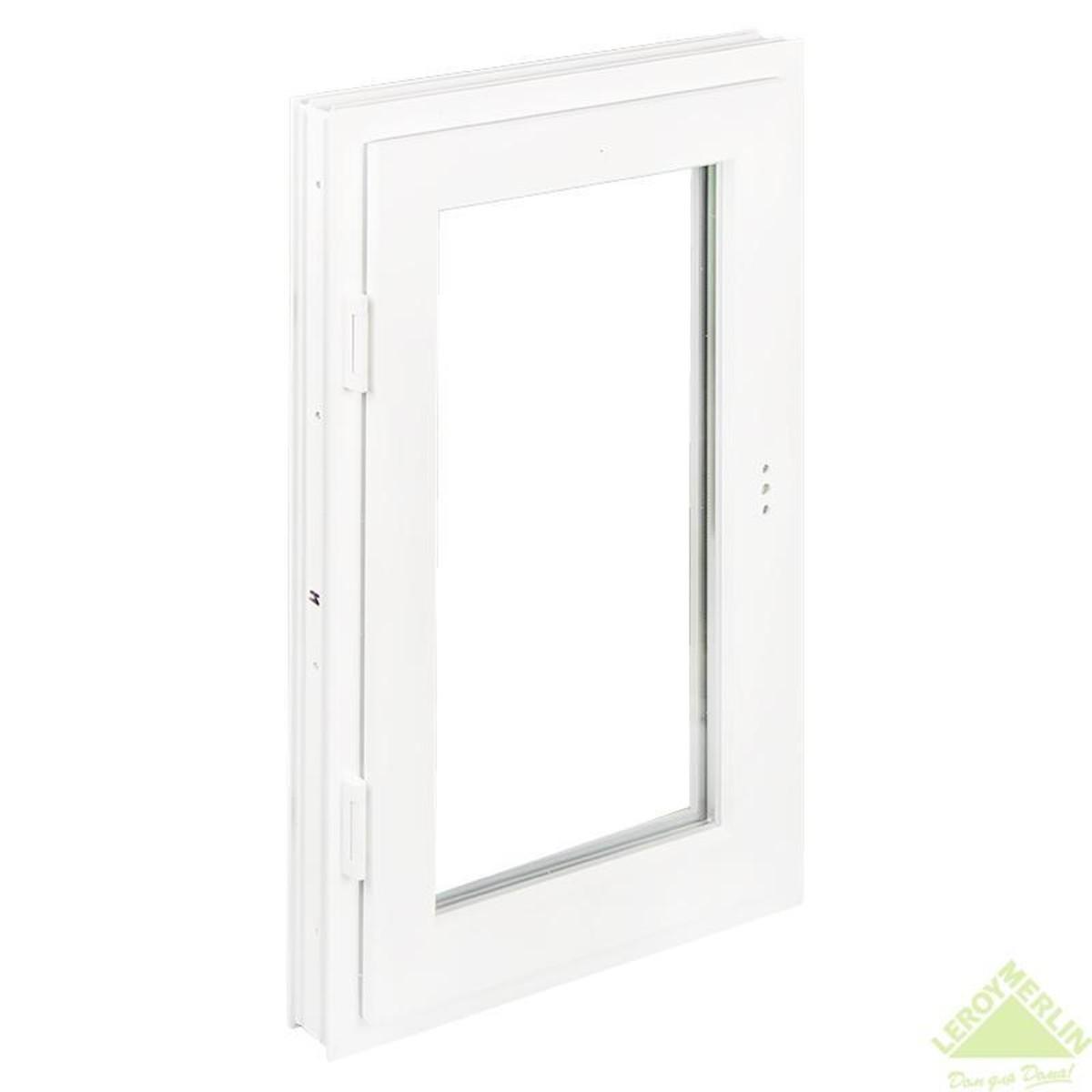 Окно-фрамуга ПВХ 50х70 см