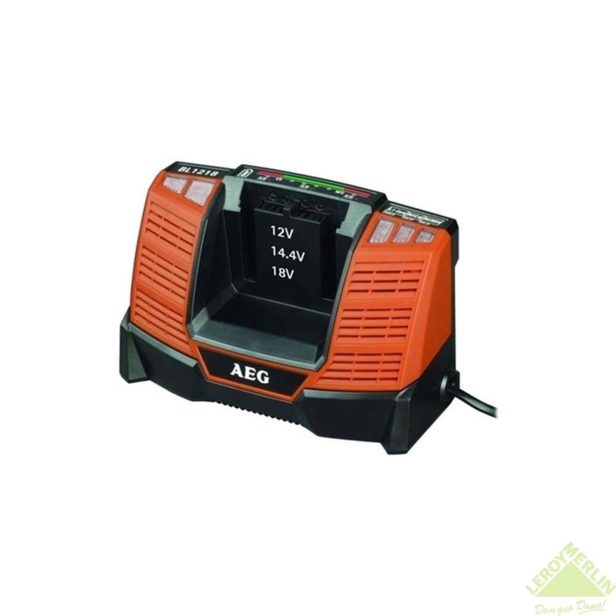 Зарядное устройство AEG BL1218 12-18 В NiCd Li-ion