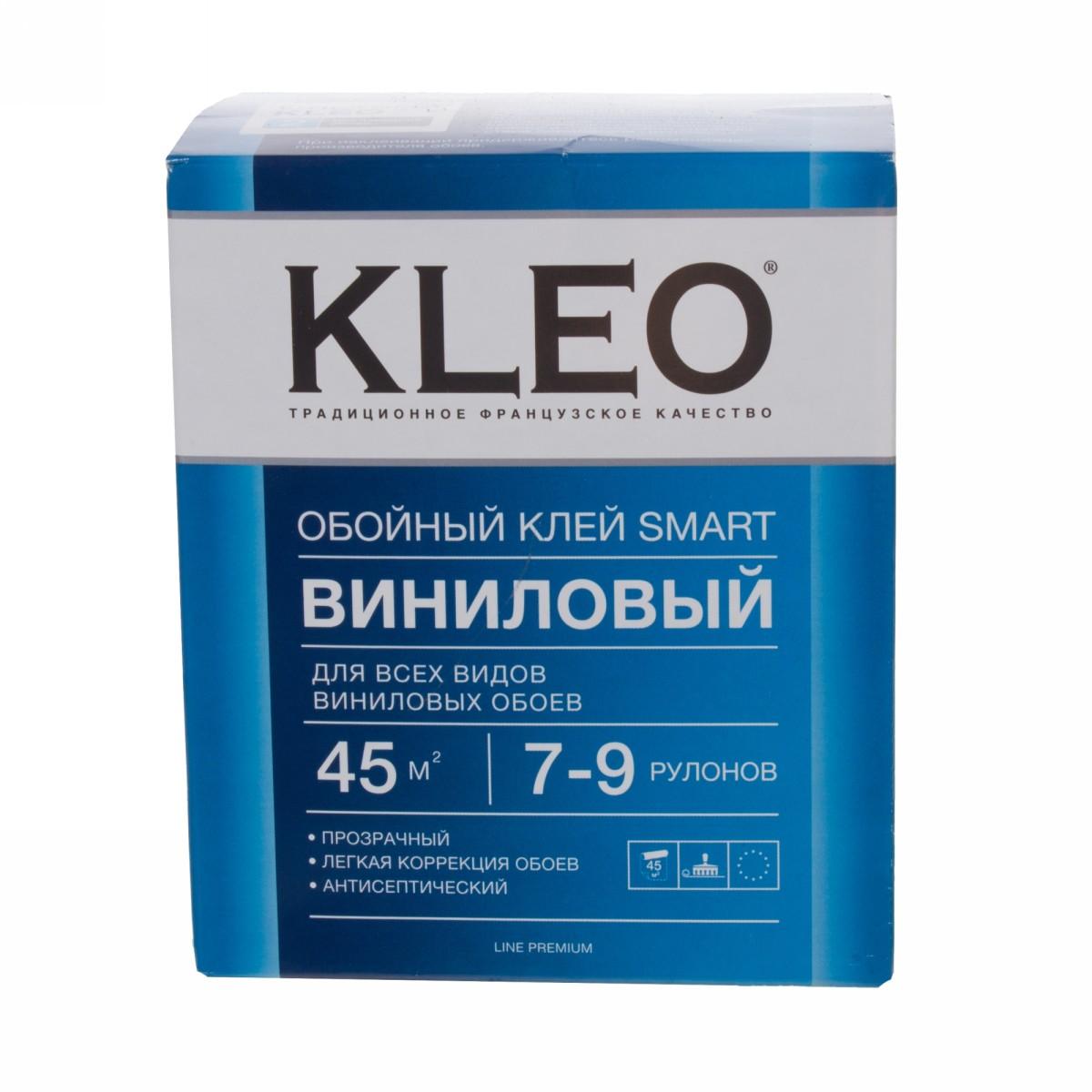 Клей для виниловых обоев Kleo 35-45 м2 7-9 рулонов