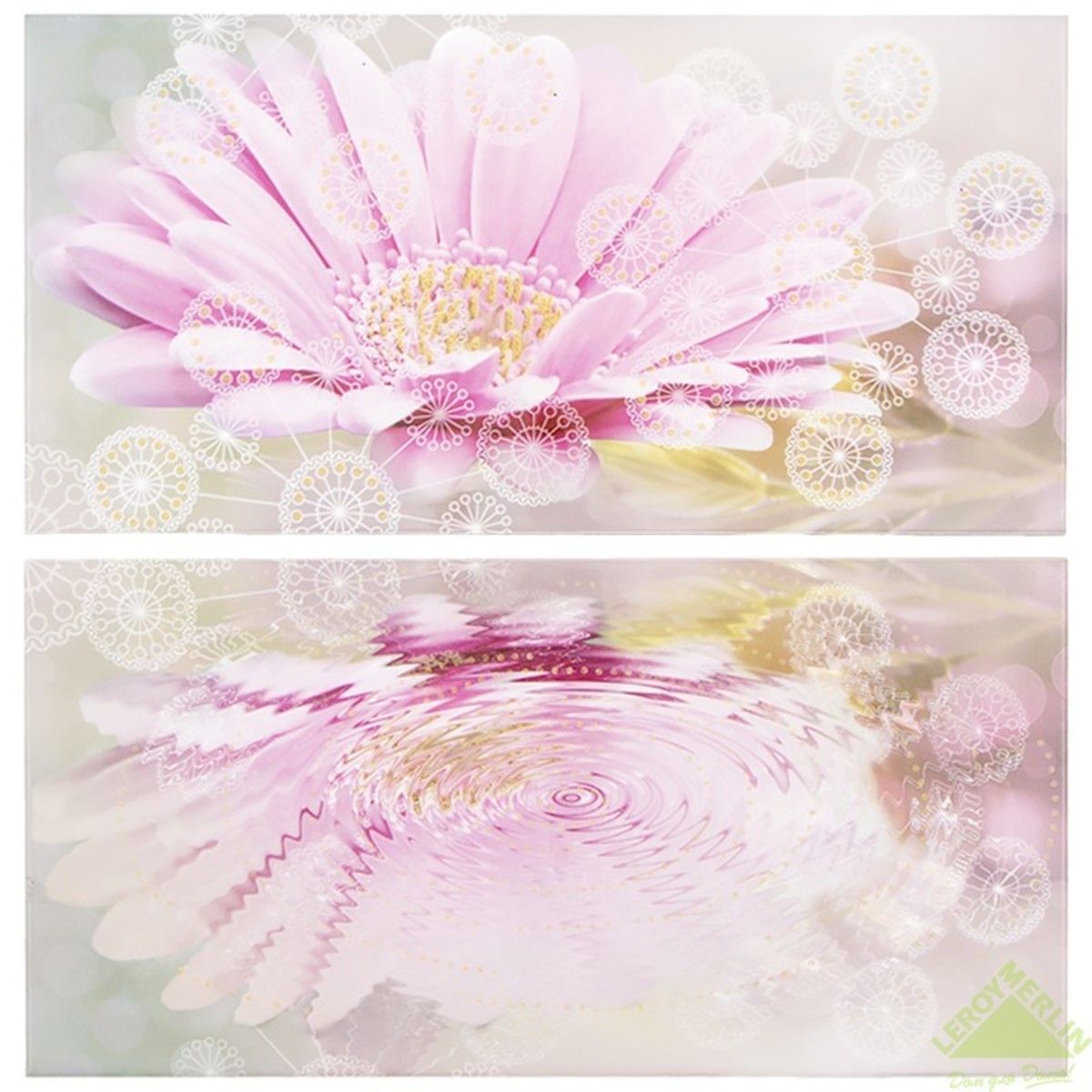 Панно Мечта Flower 40х40 см