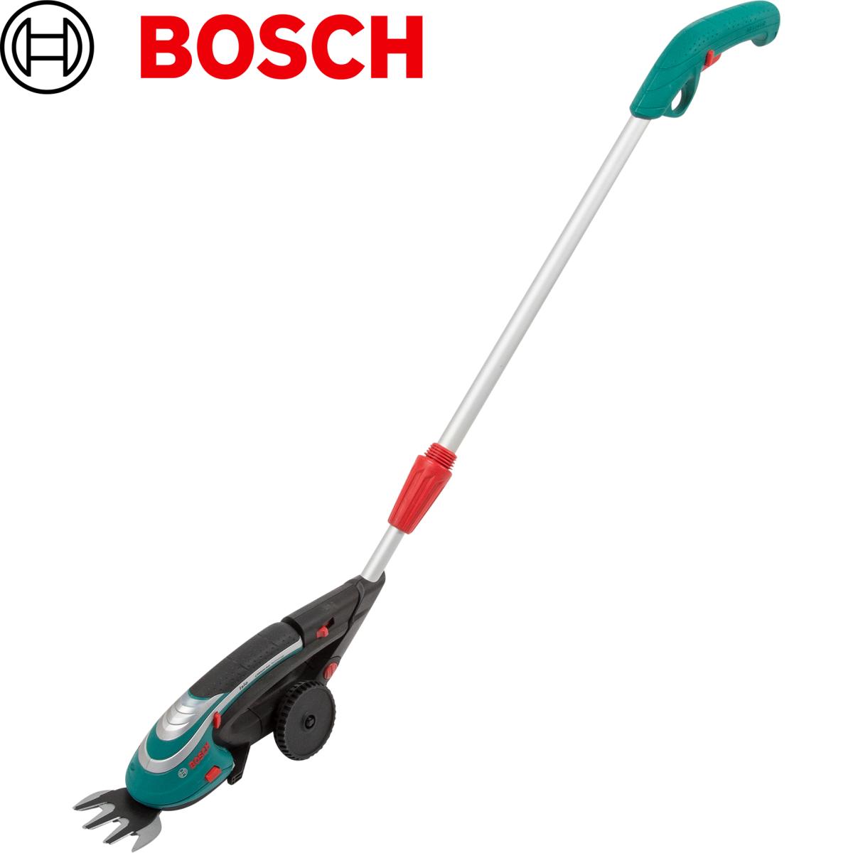 Ножницы аккумуляторные Bosch Isio со штангой