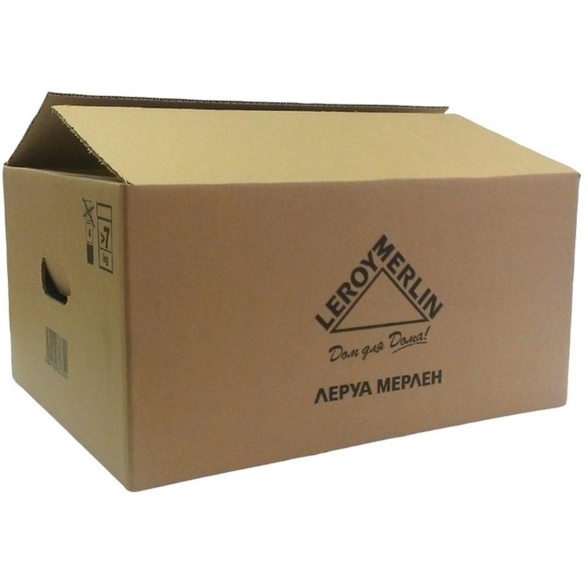 Короб для переезда 50х40х25 см картон