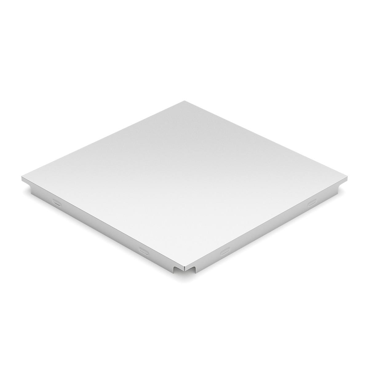Набор кассет 300х300 мм цвет жемчужно-белый 10 шт.