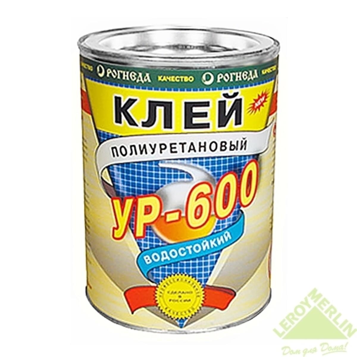 Клей для плёнки ПВХ УР-600 750 мл