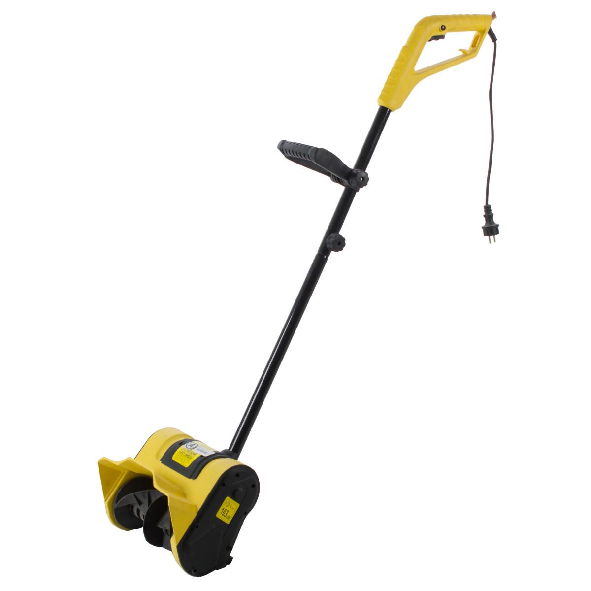 Лопата  электрическая для уборки снега 30 см. 1000 Вт.