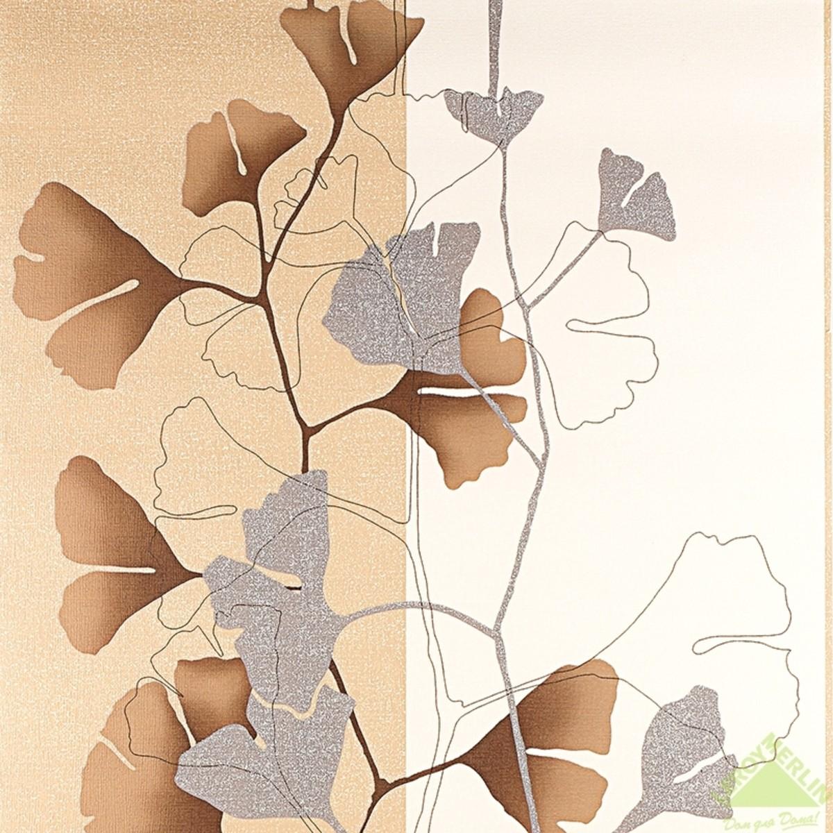 Обои флизелиновые 053х10 м Ps2328-50 цветы бежевый