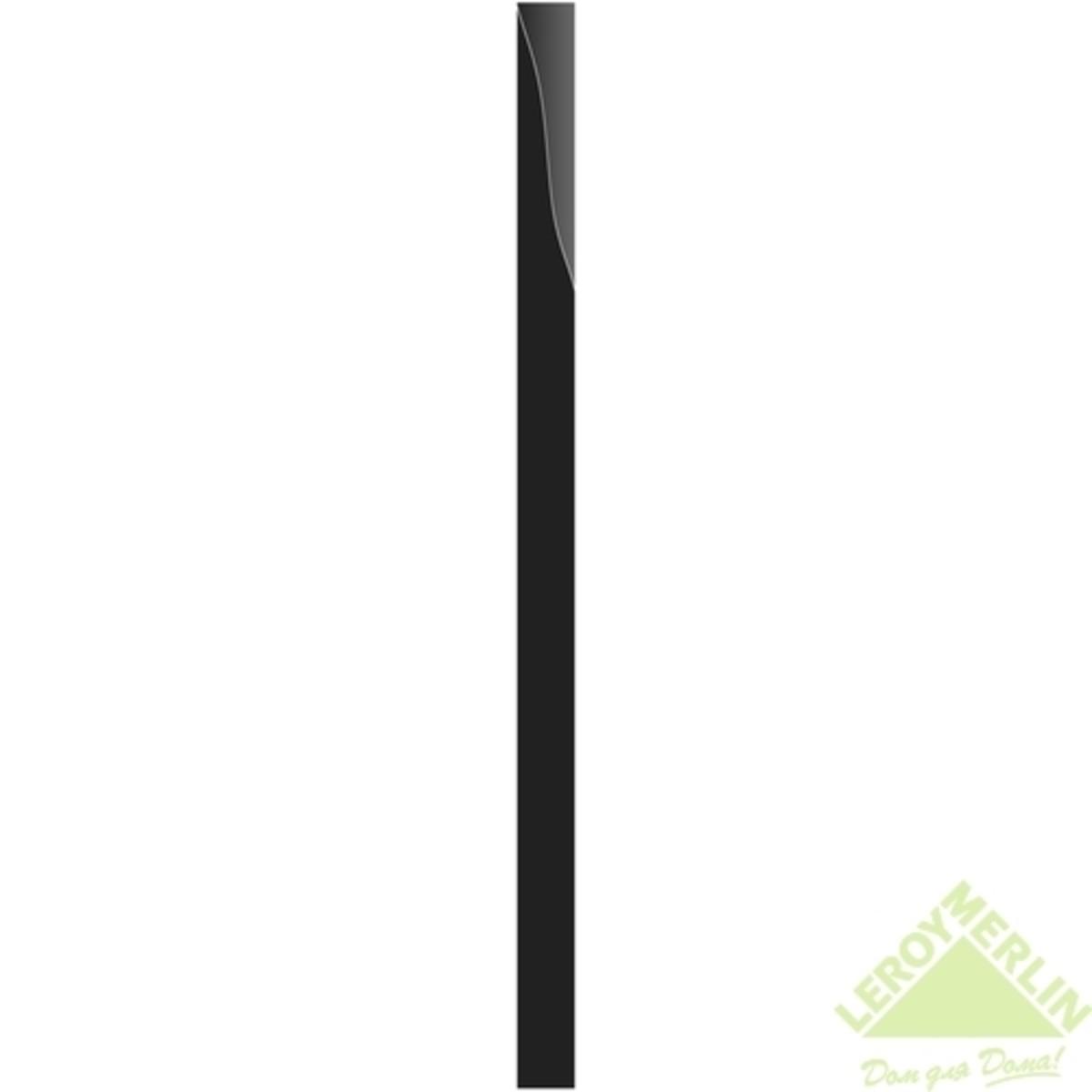 Столб стальной для секций серии Viola и Cetus профиль 4x4 см