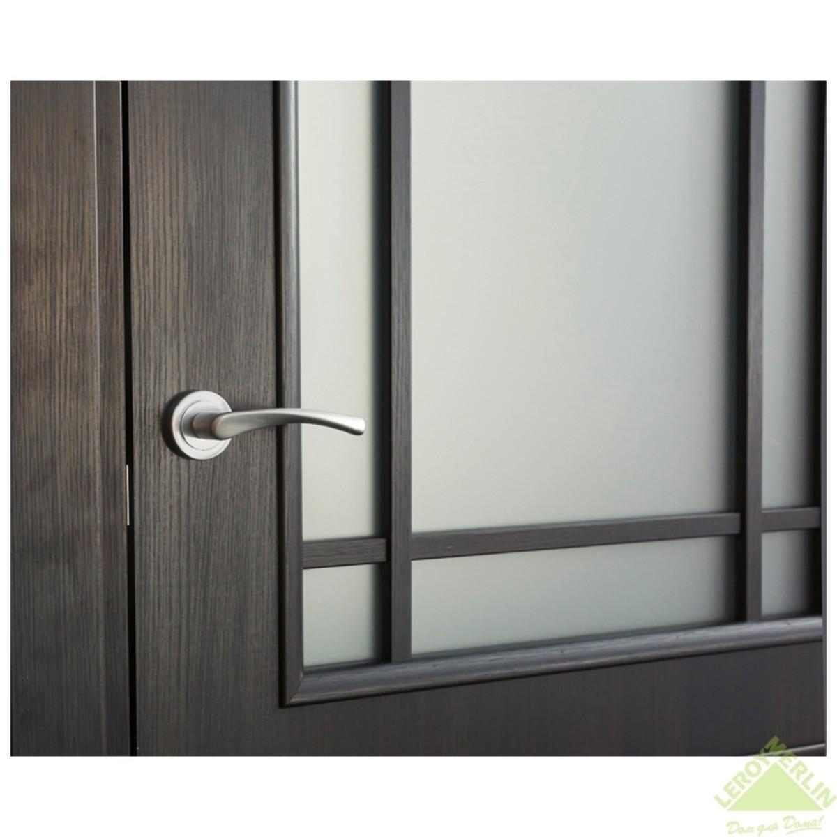 Дверь Межкомнатная Остеклённая Фортунато 819 900x2000 Венге