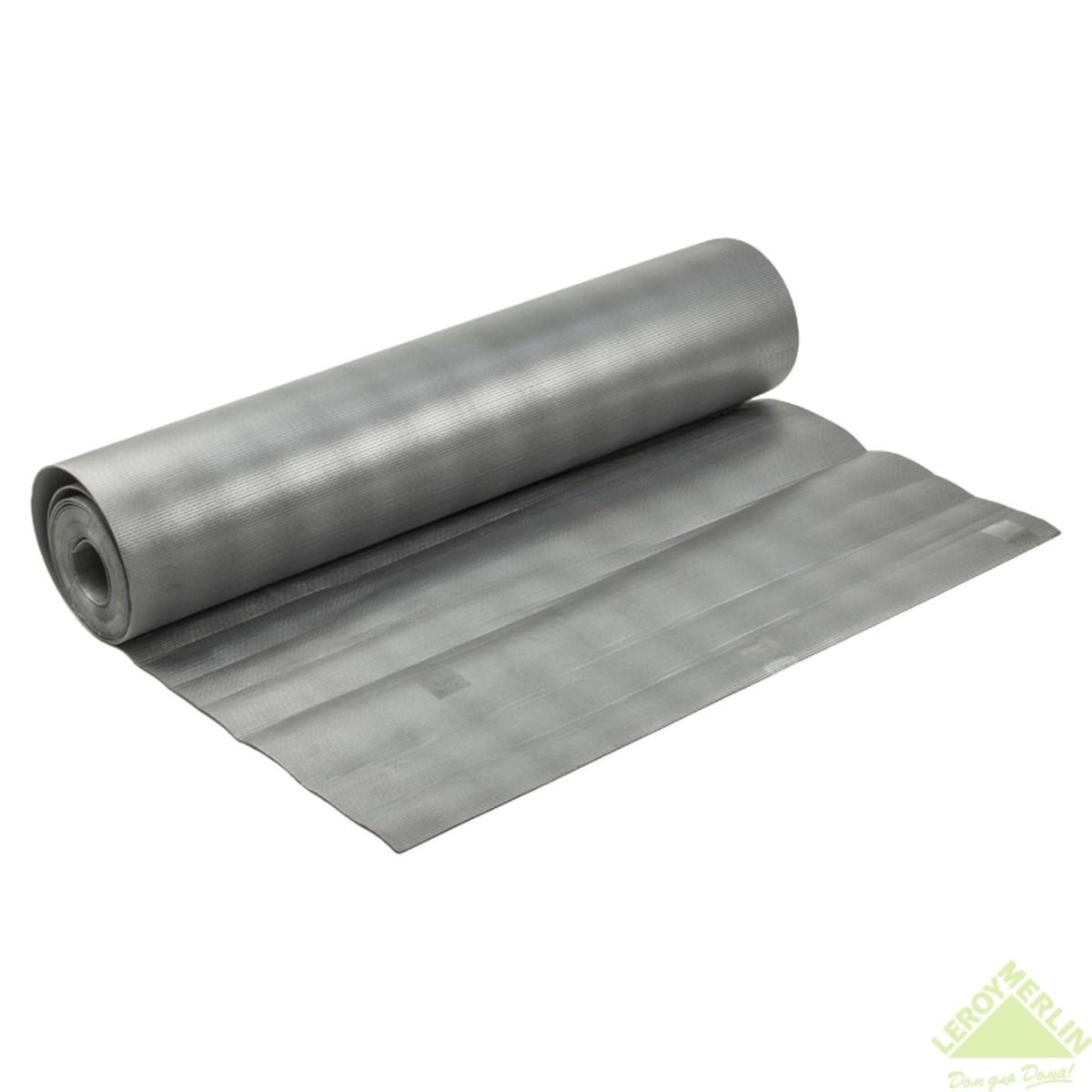 Подложка рулон XPS 2 мм 10 м2 серый