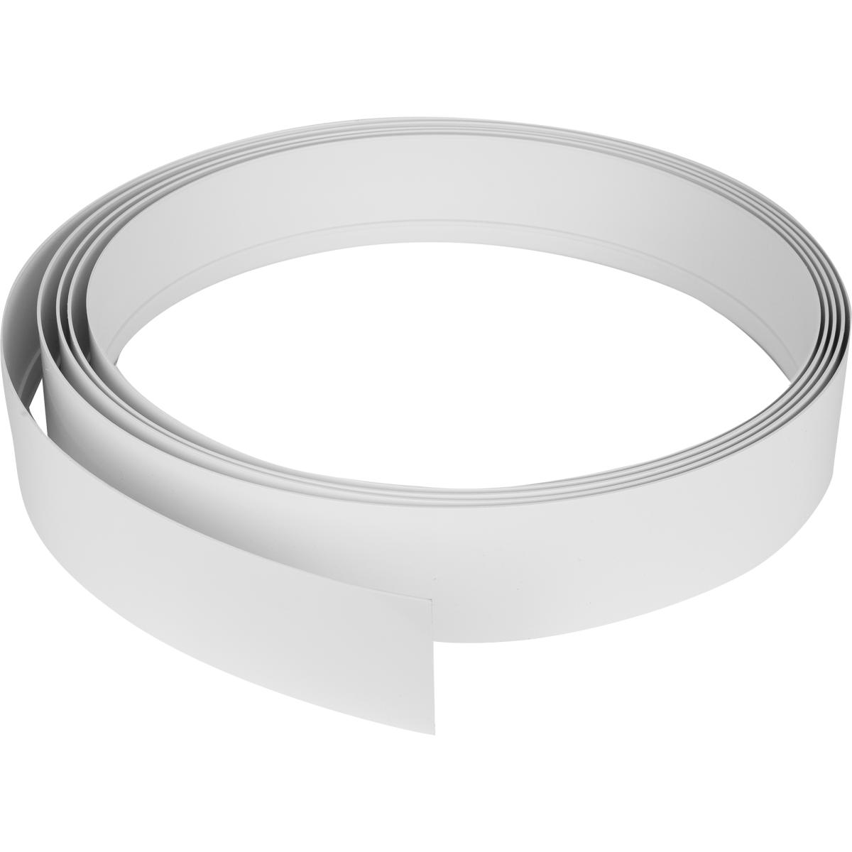 Бленда для пластикового карниза 250 см пластик цвет белый