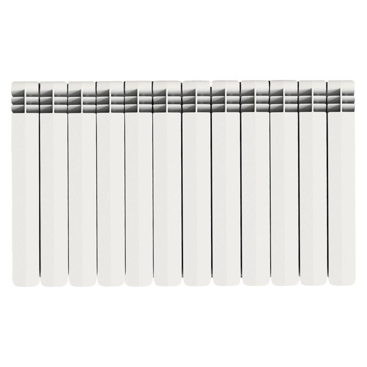 Радиатор Bravo 500/80 12 секций алюминий