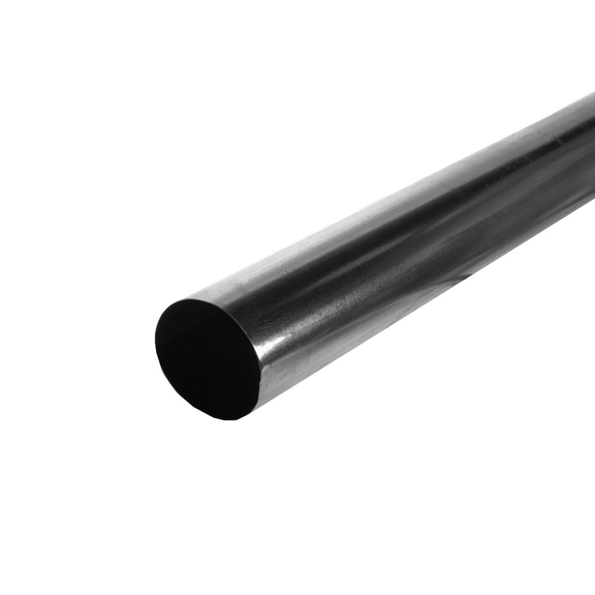 Труба водосточная 100x1000 мм оцинкованная