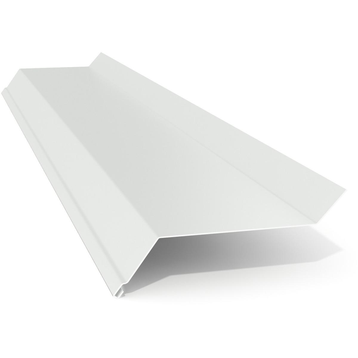 Отлив 100x2000 Цвет Белый