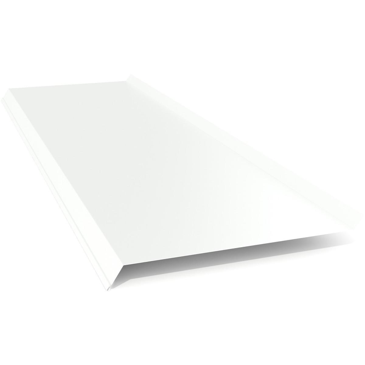 Отлив 200x2000 Цвет Белый