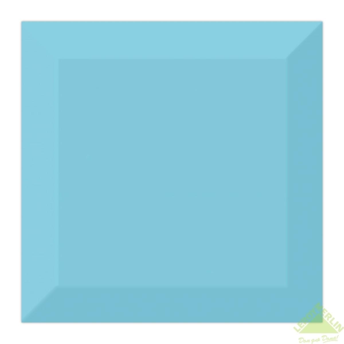 Плитка настенная Порто цвет голубой 15x15 см 1035 м2