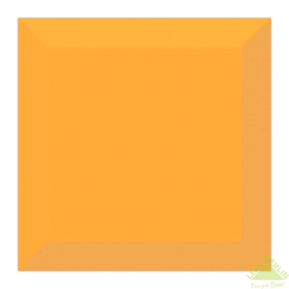 Плитка настенная Порто цвет оранжевый 15x15 см 1035 м2