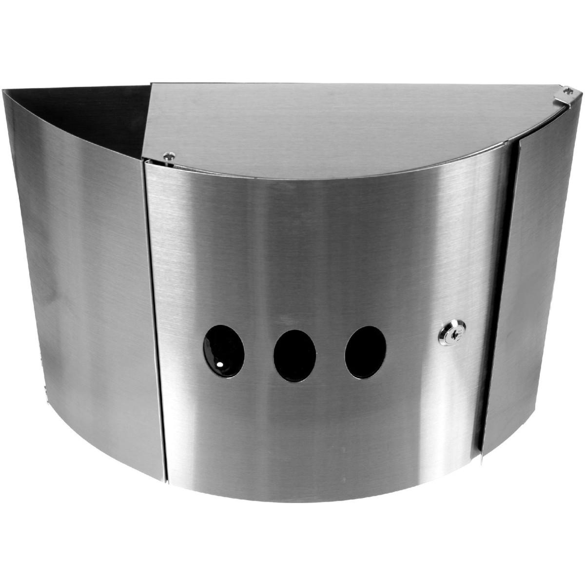 Ящик почтовый Standers HJ-L011 нержавеющая сталь
