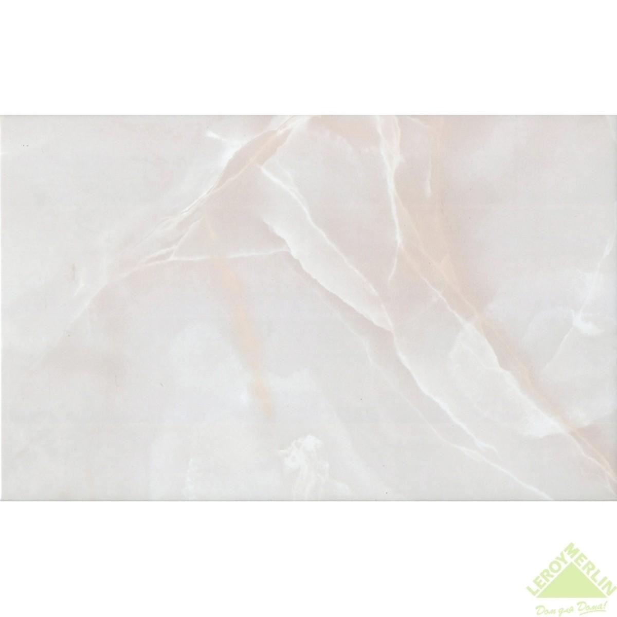 Плитка настенная Мартиника цвет розовый 25х40 см 12 м2