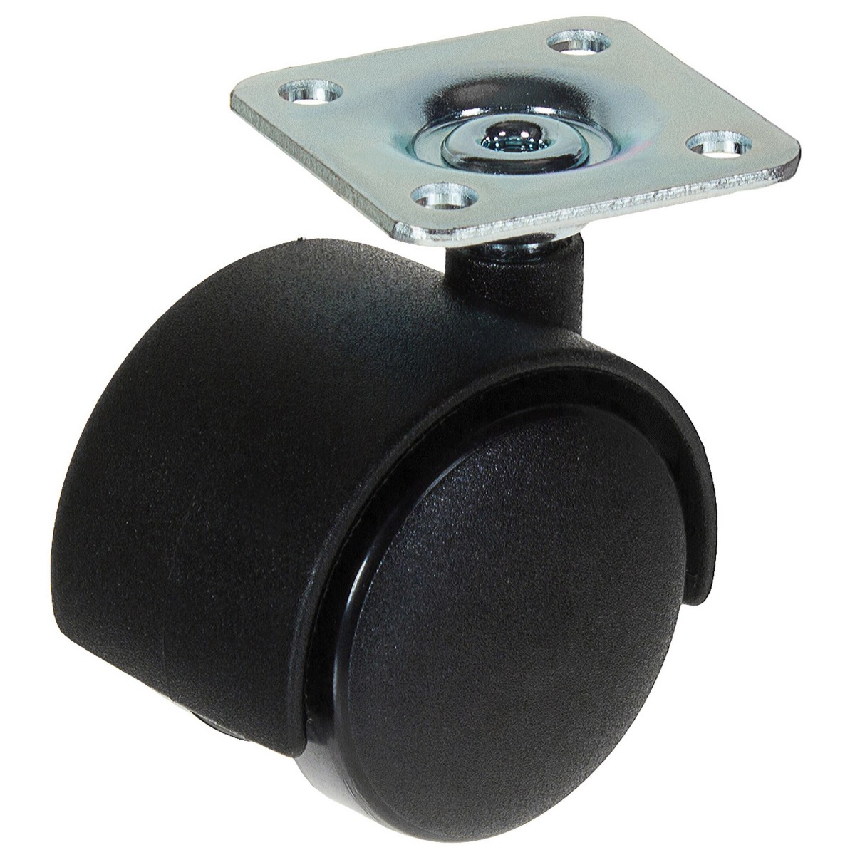 Колесо Amig 6196 40 мм поворотное без тормоза