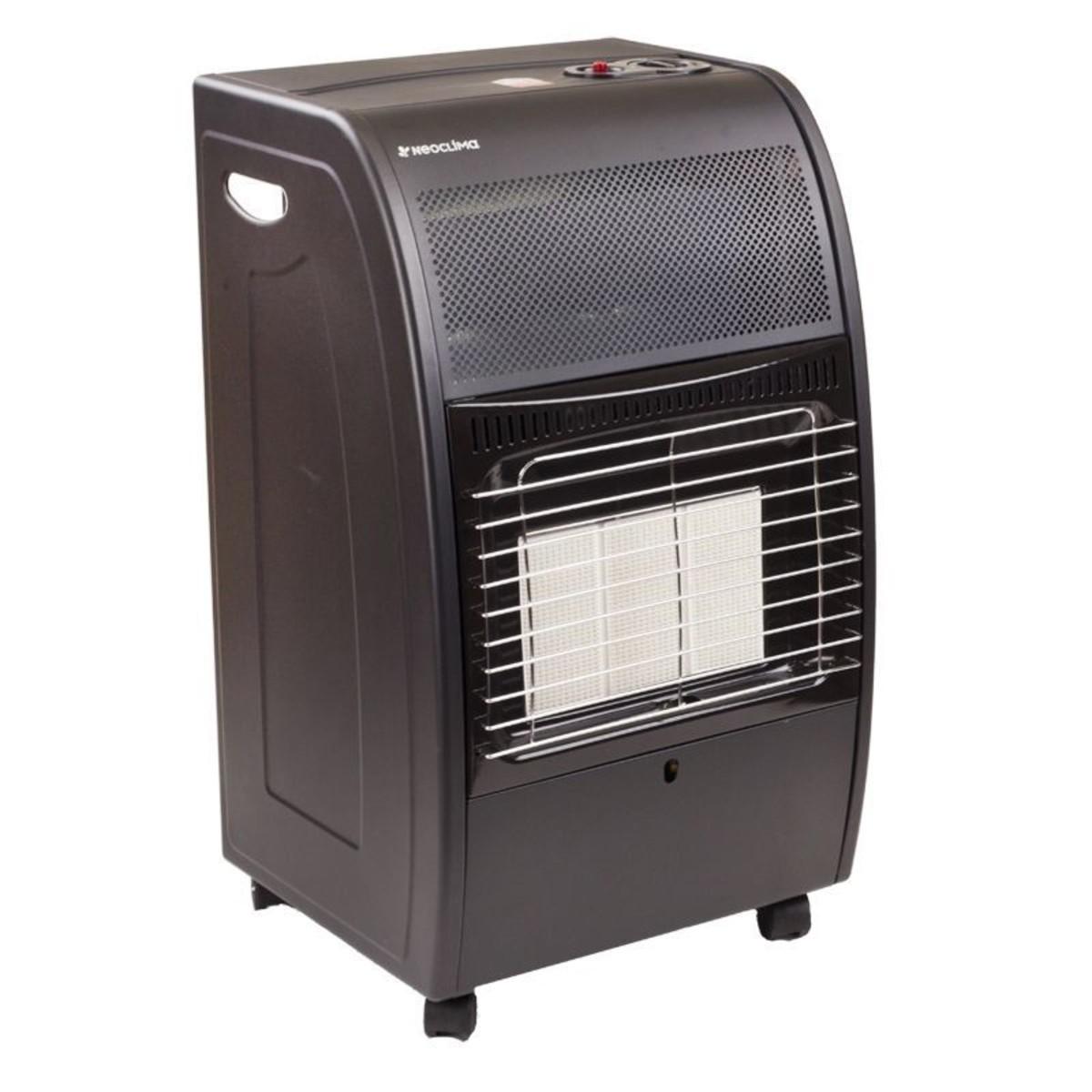 Нагреватель инфракрасный газовый UK-20 с тремя режимами 4.2 кВт