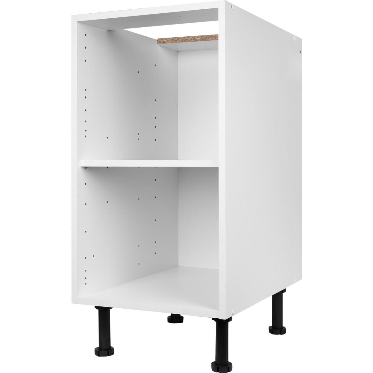Каркас напольный 40x70x56 см ЛДСП цвет белый