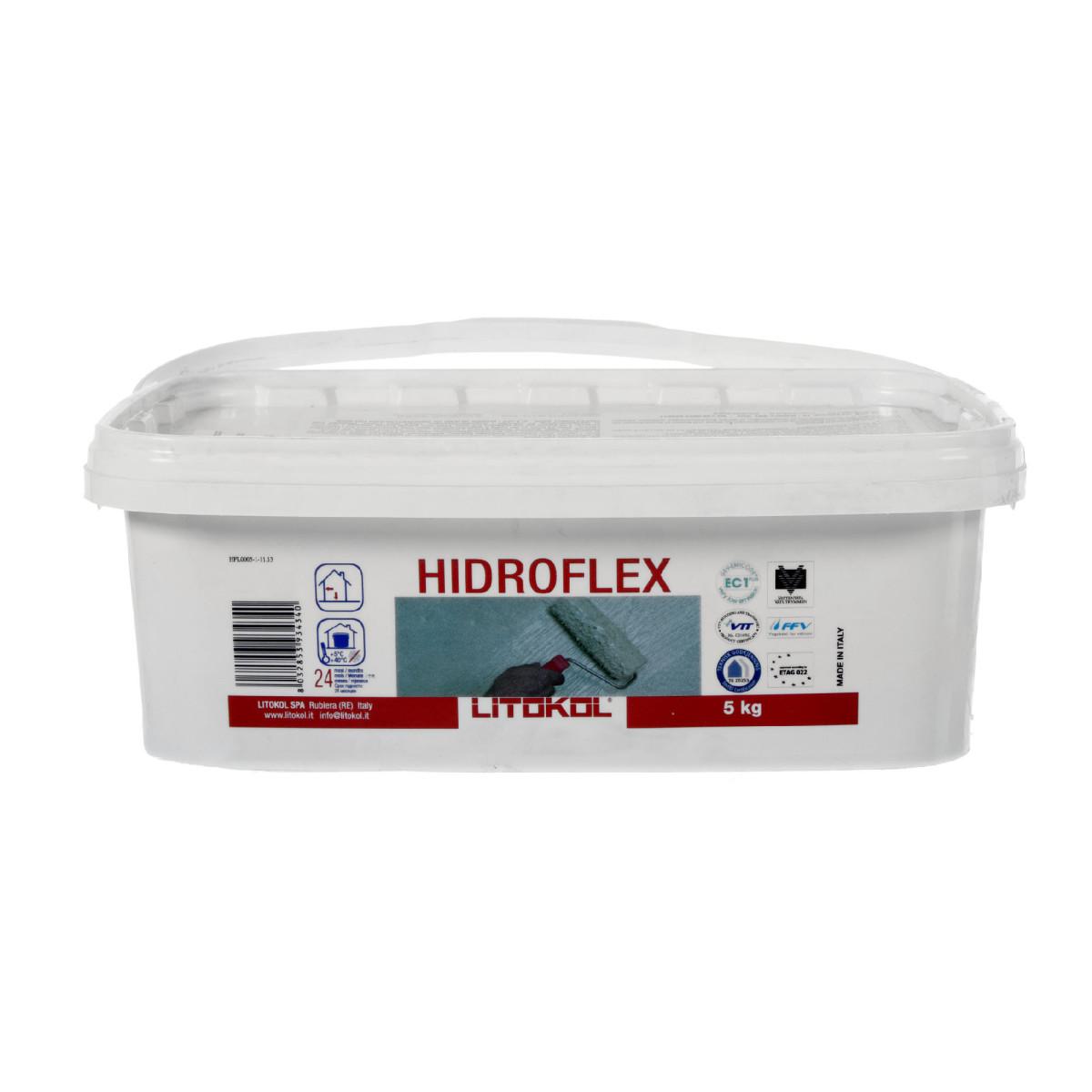 Гидроизоляция Hidroflex 5 кг