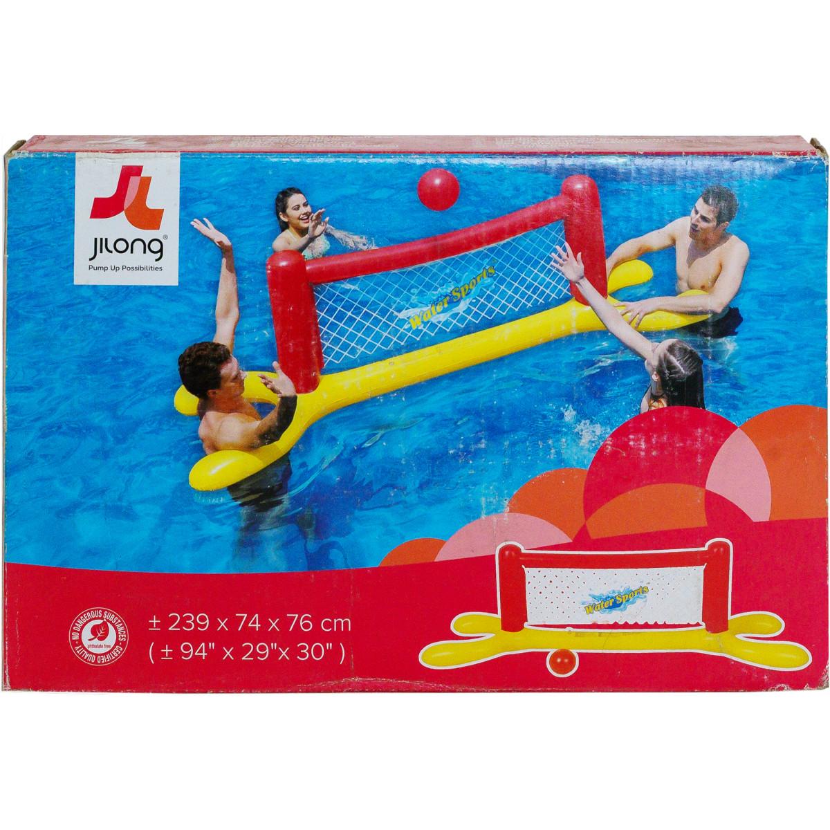 Набор для игры в волейбол в воде