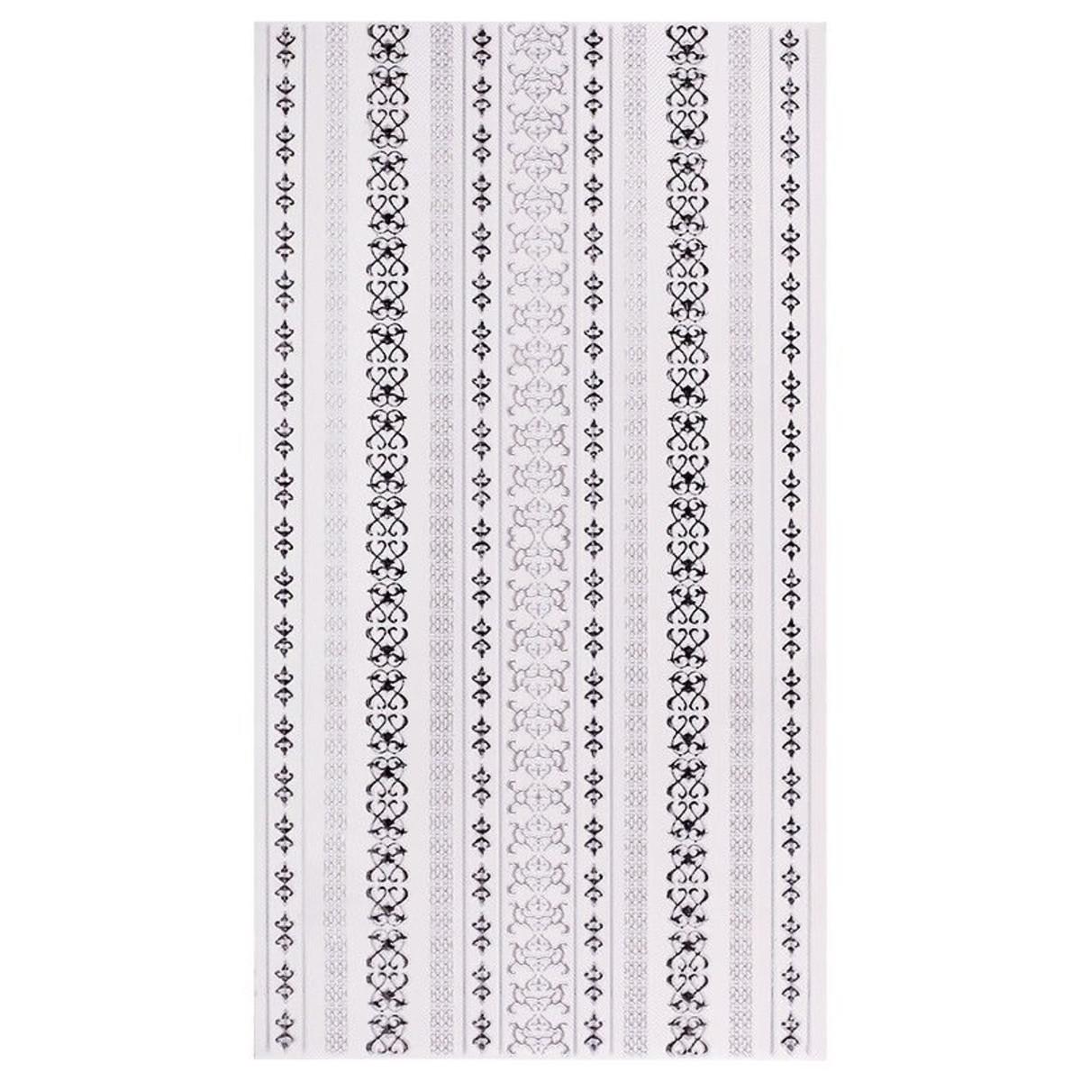 Декор «БьютиСноу» 25х45 см