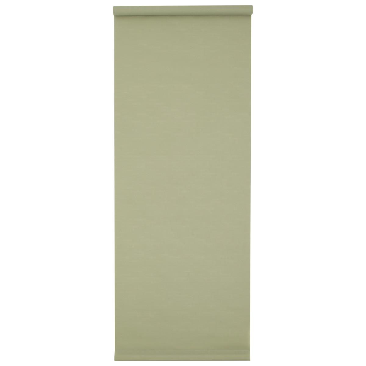 Мини-штора рулонная Shantung 50х150 см цвет оливковый
